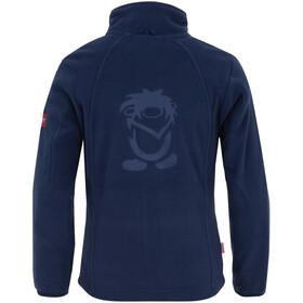TROLLKIDS Arendal Pro Jacket Kids, navy/light blue